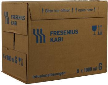 Fresenius Kabi Deutschland GmbH Ampuwa Infusionslösung 6x1000 ml