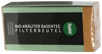 Weltecke Bio-Basentee aus 49 Kräutern Filterbeutel (25 Stk.)