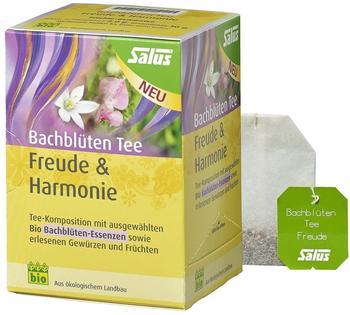 Salus Pharma Bachblüten Tee Freude & Harmonie (15 Stk.)