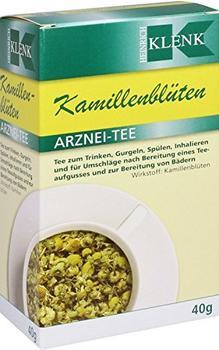 Heinrich Klenk Kamillenblüten Tee (250g)