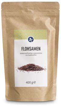 Aleavedis Naturprodukte GmbH FLOHSAMEN ganz Kerne 400 g