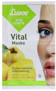 Luvos Naturkosmetik Heilerde Vital Maske (2x7.5ml)