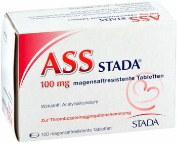 Ladival ASS STADA 100mg magensaftresistente Tabletten 100 St.