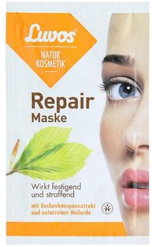 Luvos Naturkosmetik Heilerde Repair Maske (2x7,5ml)