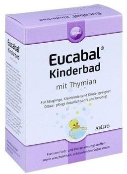 Eucabal Kinderbad mit Thymian (130 ml)