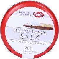 Caesar & Loretz Hirschhornsalz Caelo HV-Packung Blechdose