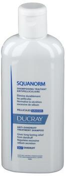 Ducray Squanorm Anti-Schuppen Shampoo Fettige Schuppen (200ml)