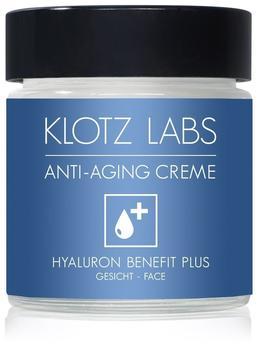 KLOTZ LABS HYALURON Benefit Plus Creme