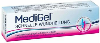 MEDICE MediGel Schnelle Wundheilung 20g