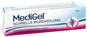 MediGel Schnelle Wundheilung (50 g)