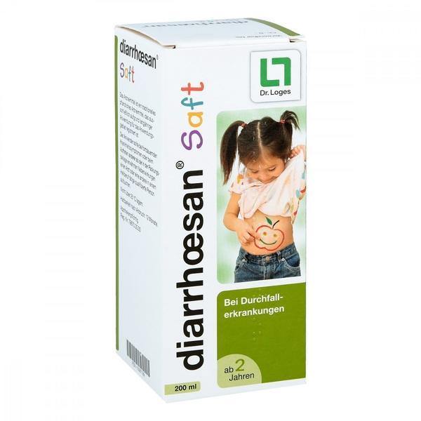 Dr. Loges Diarrhoesan Saft 200 ml