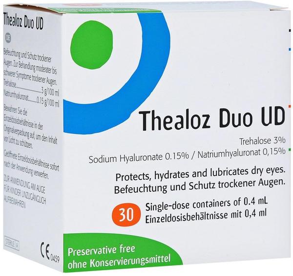 Thealoz Duo UD Einzeldosispipetten (30 Stk.)