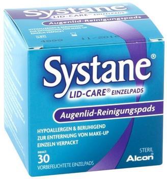Novartis Systane LID-CARE Einzelpads 30 St