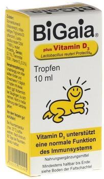 Infectopharm BiGaia plus Vitamin D3 Tropfen (10 ml)