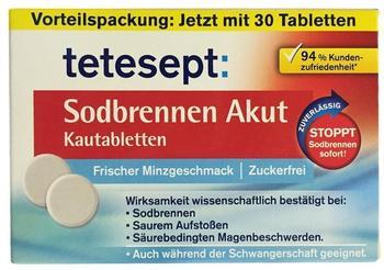 Sodbrennen Akut Kautabletten (20 Stk.)