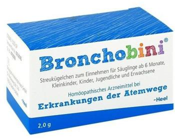 Heel Bronchobini Globuli (2 g)