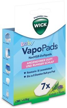KAZ Europe SA WICK VapoPads 7 Rosemarin Lavendel Pads