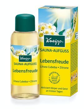 Kneipp Sauna-Aufguss Lebensfreude (100 ml)