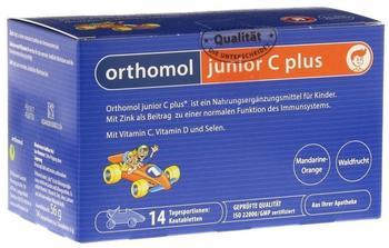 Orthomol Junior C Plus Kautabletten (14 Stk.)