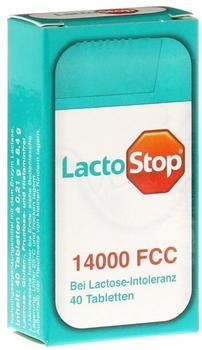 Hübner LactoStop 14.000 FCC im Spender (40 Stk.)