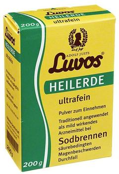 Luvos Naturkosmetik Heilerde Gesichtsmaske Beutel (10 Stk.)