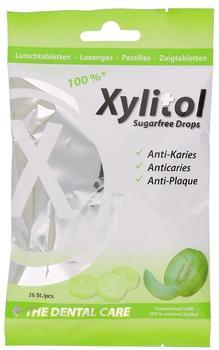 Miradent Xylitol Drops Melon zuckerfrei (60g)