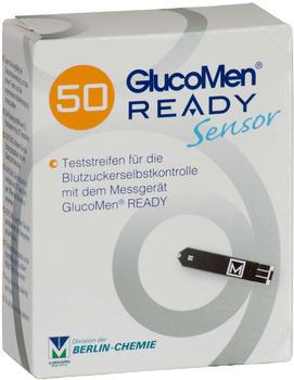 Berlin-Chemie GlucoMen Ready Sensor Teststreifen (50 Stk.)