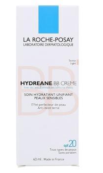 La Roche Posay Hydreane BB Creme - Hell (40ml)