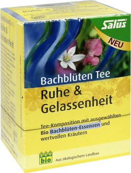 Salus Pharma BachblütenTee Ruhe & Gelassenheit (15Stk.)