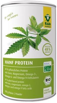 Raab Vitalfood Bio-Hanfproteinpulver 500g