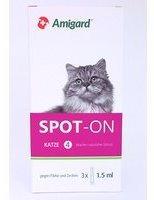 Solnova AG Spot-on Katze 3 x 1,5 ml
