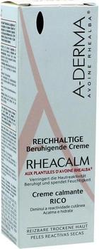 A-Derma Rheacalm Beruhigende Creme Reichhaltig (40ml)