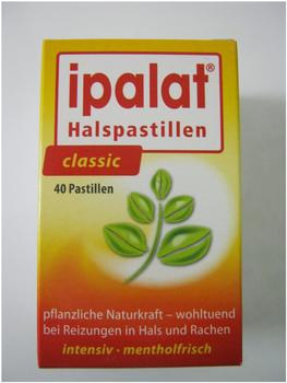 Ipalat Halspastillen Classic (40 Stk.)