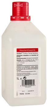 Schülke & Mayr Kodan Tinktur Forte Farblos (1 L)