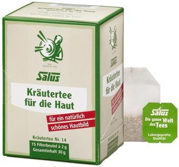 Salus Pharma Kräutertee für die Haut (15 Stk.)
