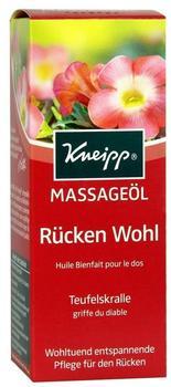 Kneipp Massageöl Rücken Wohl (100ml)