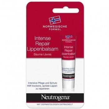 Neutrogena Norwegische Formel Intense Repair Lippenbalsam (15ml)