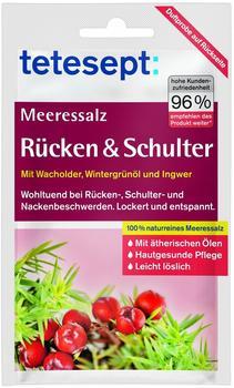 Tetesept Meeressalz Rücken&Schulter (80 g)