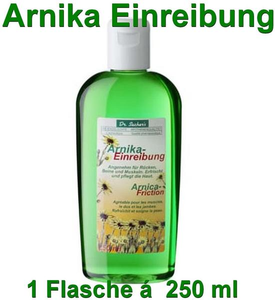 Dr Sacher's Arnika-Einreibung (250 ml)
