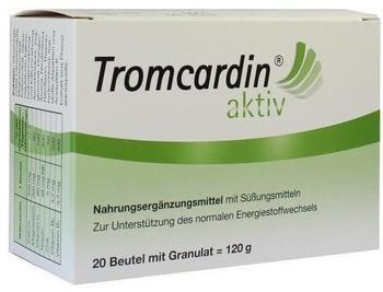 Trommsdorff Tromcardin aktiv Granulat (20 Stk.)