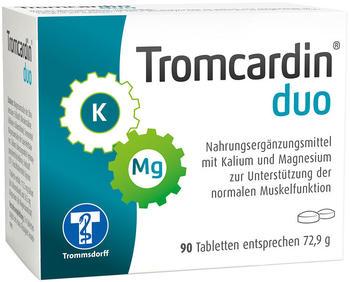 Trommsdorff Tromcardin duo Tabletten (90 Stk.)