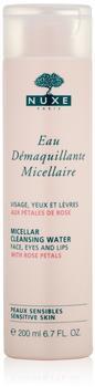 NUXE Eau Démaquillante Micellaire aux Pétales de Rose (200ml)