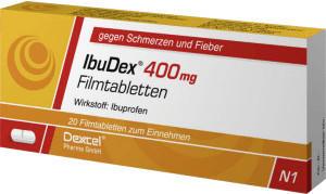Ibudex 400 mg Filmtabletten (20 Stk.)