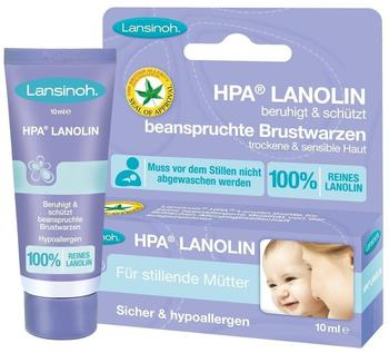 Lansinoh HPA Lanolin Brustwarzensalbe 10ml