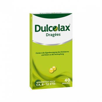 Dulcolax Dragees (40 Stk.)