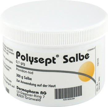 Dermapharm POLYSEPT SALBE 300 g