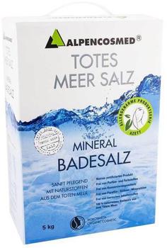 Azett Nature Alpencosmed Totes Meer Mineral Badesalz ( 5 kg )