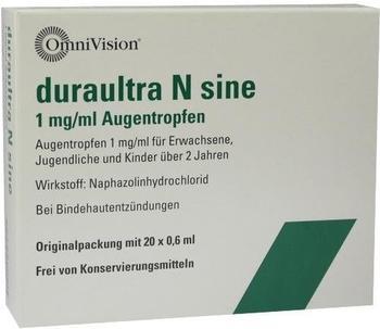 Omnivision Duraultra N Sine (20 x 0,6 ml)