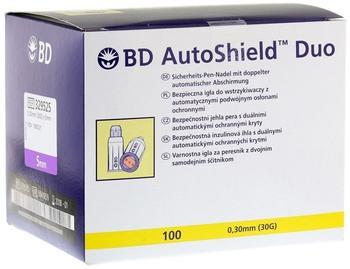 Becton Dickinson BD Autoshield Duo Sicherheits Pen Nadel 5 mm (100 Stk.)