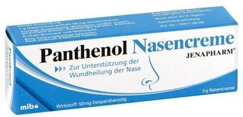 Panthenol Nasencreme Jenapharm (5 g)